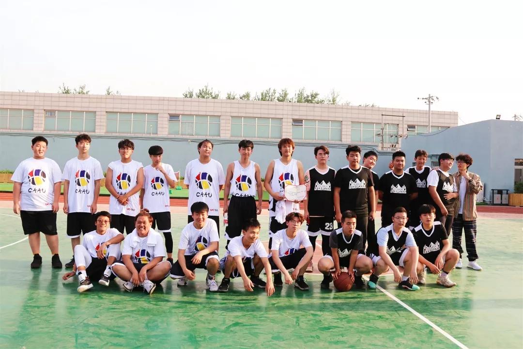 篮球少年展风采——2019年北外国际高中篮球友谊赛圆满结束
