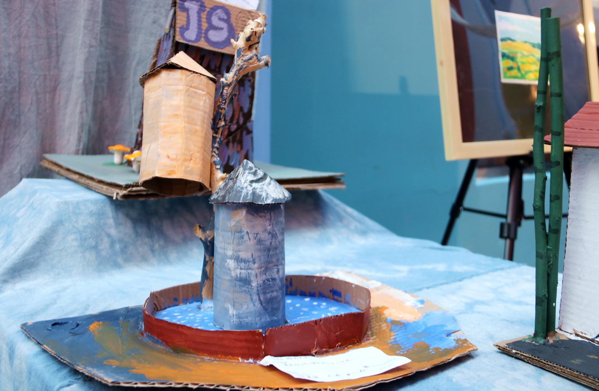艺术节作品展 |刷新感官的艺术豪华盛宴,感受着一次全新的沉浸式体验