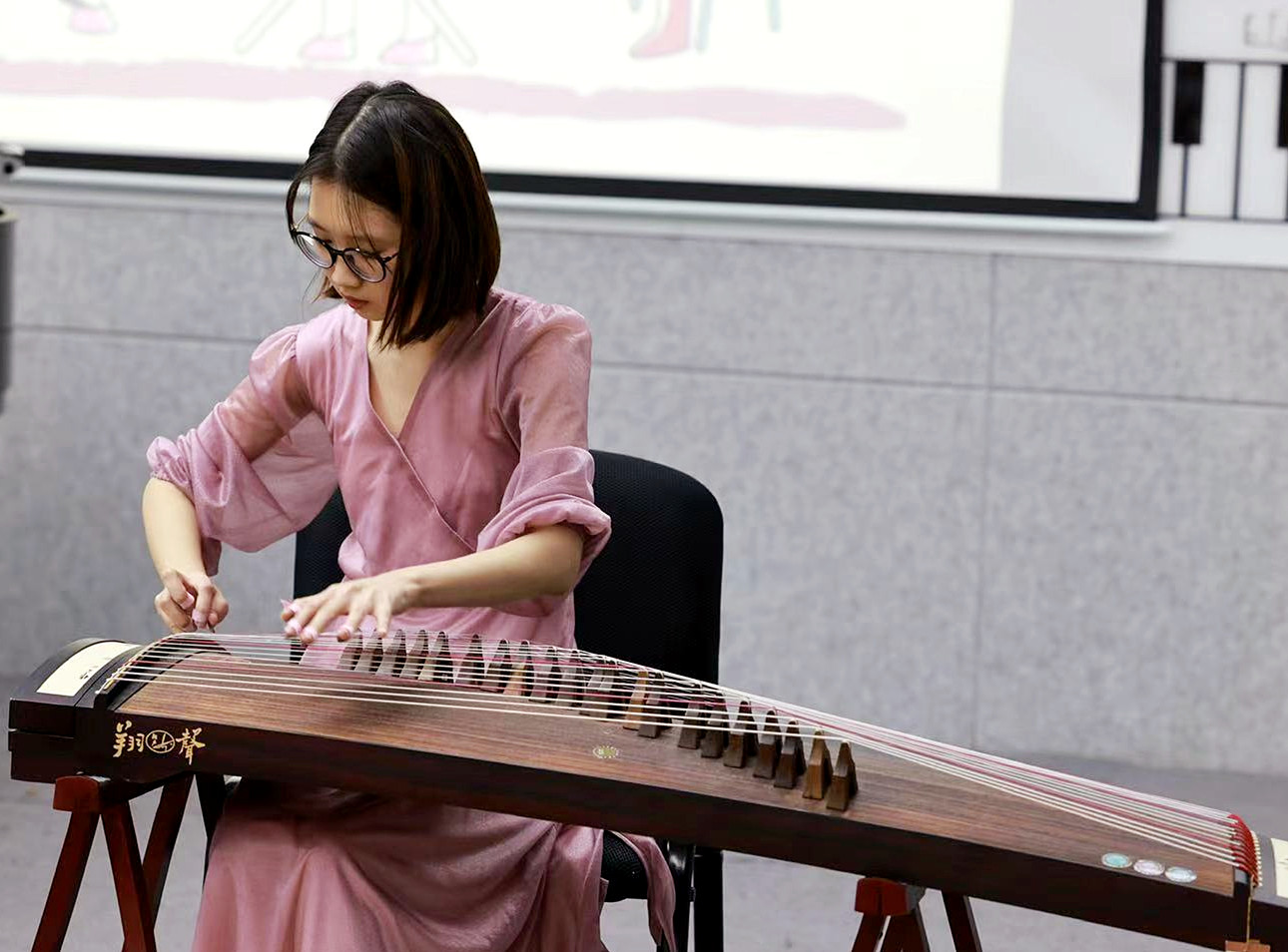 喜迎新年 | 北外附校双语学校新年器乐演奏音乐会隆重举行